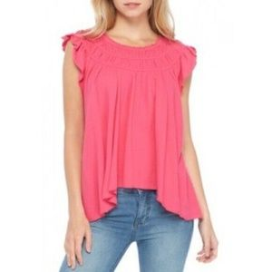 Free People We the Free Coconut gathered top Small